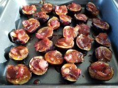 Figs and bacon