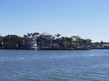 Houses on ICW