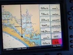 7997 miles on odometer